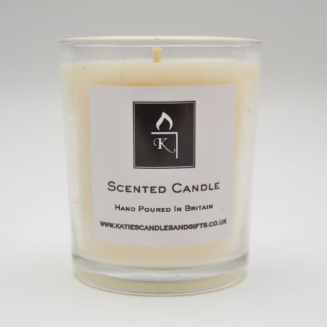 Autumn/Christmas Scented Candle in Votive Glass